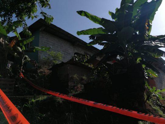 Reubican a familias afectadas por colapso de pared en Panamá Este