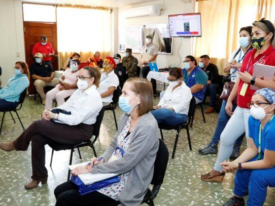 Panamá Este activa Centro de Operaciones para trazabilidad comunitaria COVID-19