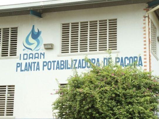 IDAAN restablece funcionamiento de la planta potabilizadora de Pacora