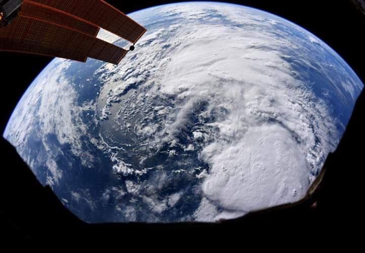 Evacúan la costa de Luisiana ante la llegada de tormenta tropical Barry