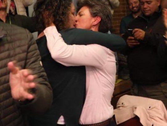 Una lesbiana es la primera alcaldesa electa de Bogotá