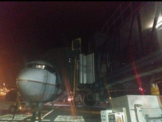 Terminal 2 del Aeropuerto Internacional de Tocumen reinicia operaciones tras un apagón