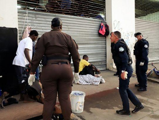 Alcaldía rescata de las calles a 32  personas sin techo  y son enviados a recuperación