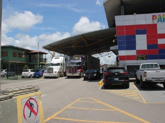 Panamá y Costa Rica llegan a un acuerdo, se permite el tránsito de transportistas panameños