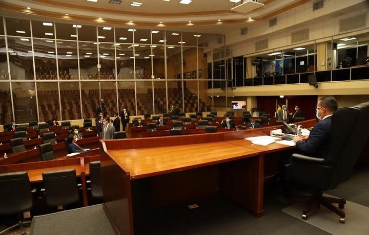 Asamblea aprueba en segundo debate sesionar de manera virtual
