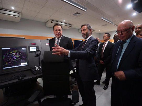 Nuevo Centro de Control de Tránsito Aéreo Alterno es inaugurado en Howard