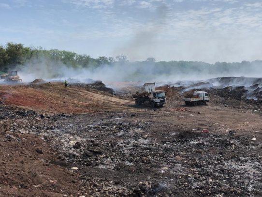 Seis adultos y un menor afectados por incendio en Chitré