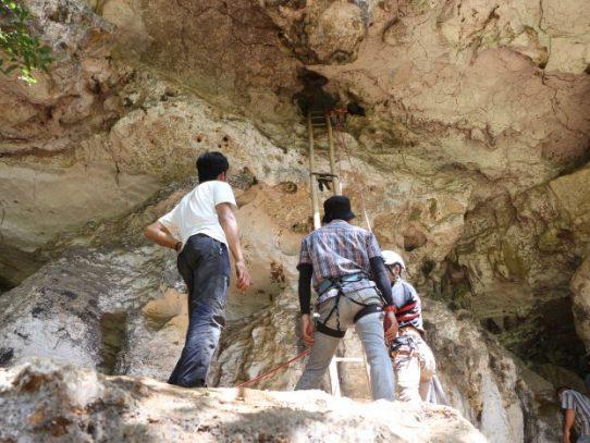 Los seres mitológicos de las cuevas indonesias podrían ser el arte imaginativo más antiguo hecho por el ser humano