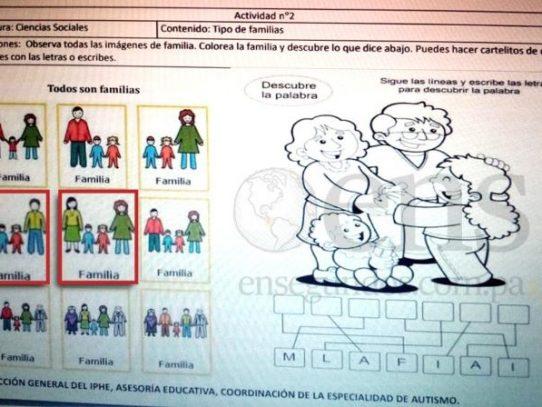 Asociación de Educadores del IPHE pide se eliminen textos que promocionan homosexualidad