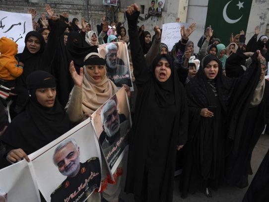 EE.UU. despliega tropas e Irán promete venganza tras la muerte de Soleimani