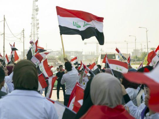 Nuevas manifestaciones en Irak, a pesar de una represión cada vez más violenta