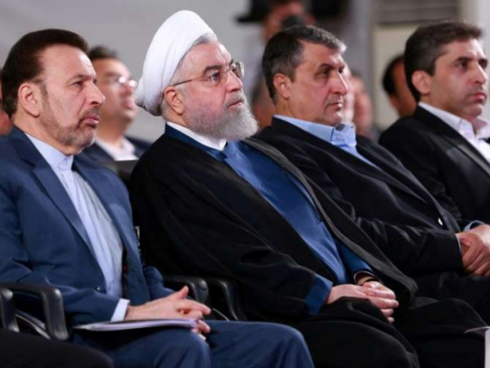 """Irán exhorta a EEUU a """"dar el primer paso"""" levantando las sanciones"""