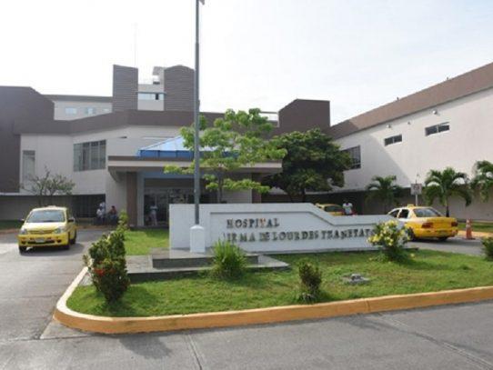 Hospital Irma de Lourdes Tzanetatos disminuye la atención de pacientes hospitalizados por Covid-19