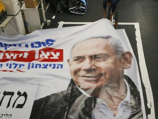 Israel prepara su tercera cita con las urnas en un año