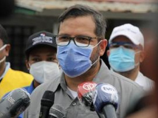 Flexibilizamos normas, pero la población se ha relajado: Dr. Cedeño