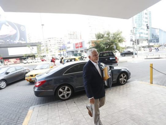 Jaime Lasso termina indagatoria, la Fiscalía no le impuso medida cautelar