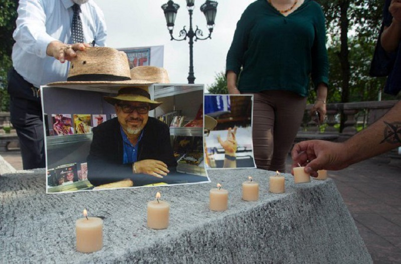 "Proceso por asesinato de periodista mexicano Valdez está ""estancado"", según RSF"