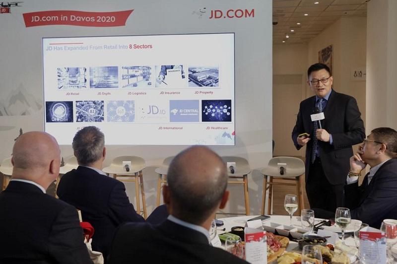Gigante del comercio electrónico de China, interesado de invertir en Panamá