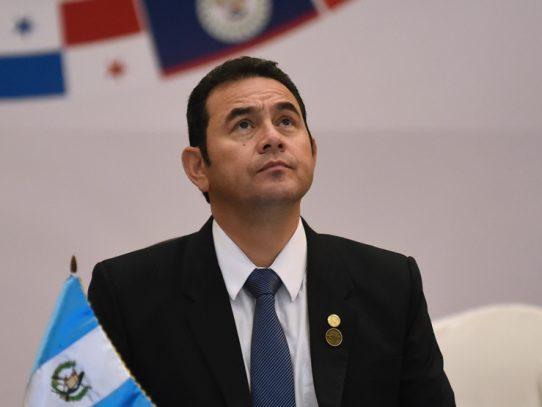 Presidente Morales decreta un 3% de aumento salarial en Guatemala