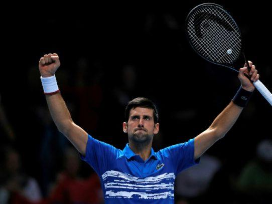 Djokovic abre el Masters con una clara victoria sobre Berrettini