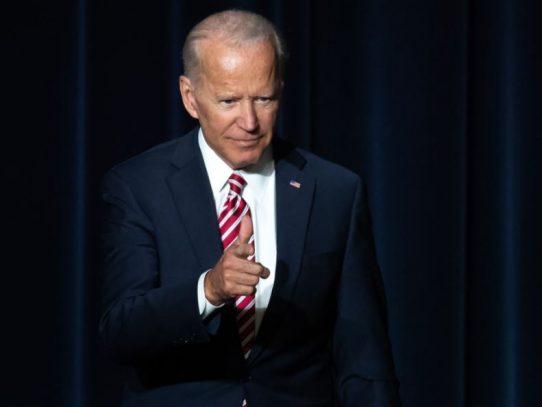 """Biden le desea una """"pronta recuperación"""" de covid-19 a Donald y Melania Trump"""