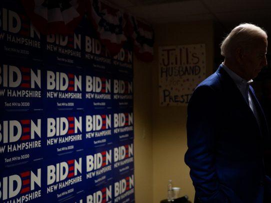 Las chequeras de Wall Street están con Biden, pero no sus corazones