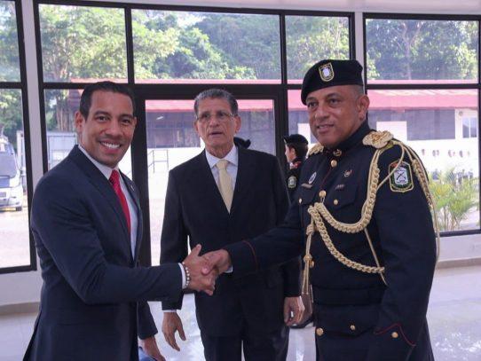 Comisionado José Jean-Louis asume dirección del SPI