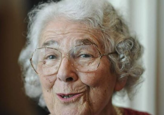 "Muere la británica Judith Kerr, creadora de ""El tigre que vino a tomar el té"""