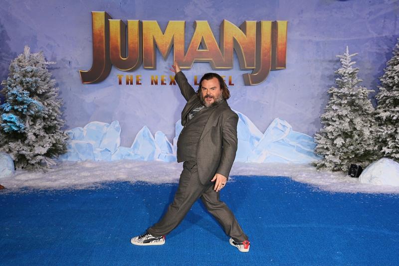"""""""Jumanji"""" lidera la taquilla norteamericana"""