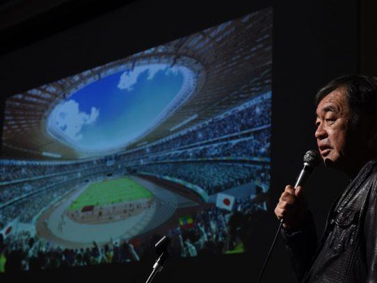 Estadio Olímpico de Tokio-2020 está preparado para afrontar el calor