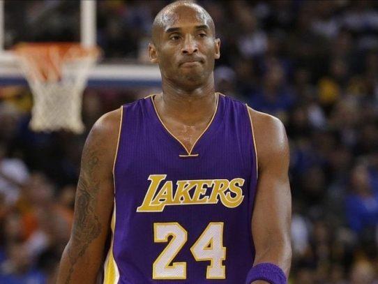 Kobe Bryant muere a sus 41 años en accidente de helicóptero