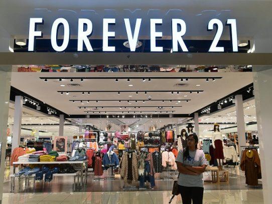 Forever 21 declara quiebra pero mantendrá operaciones en EEUU y América Latina