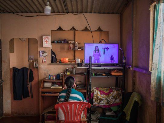 La educación por televisión vive un auge por la pandemia del coronavirus