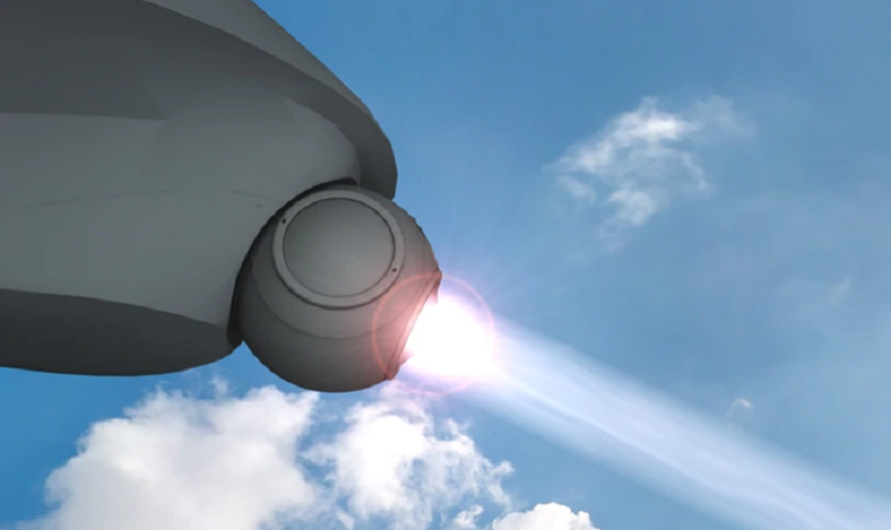 Israel pone a prueba un nuevo láser para interceptar drones y misiles