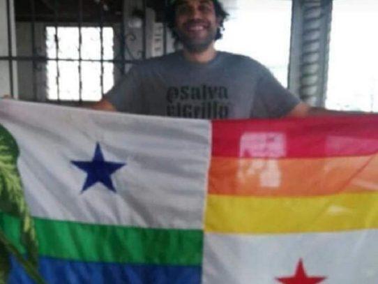 Imponen multa de $1,000 a hombre que modificó la Bandera de Panamá