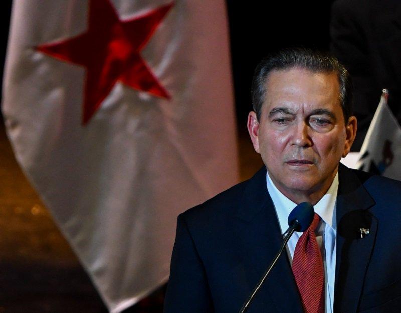 Cortizo dice que no ve viable que Panamá sea un país de asilo