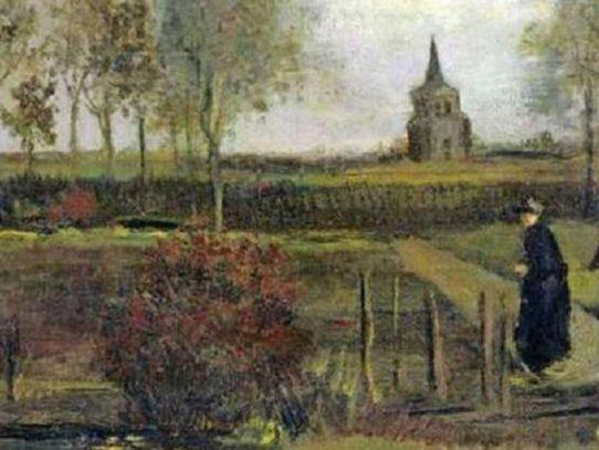 Aparecen en Holanda fotos recientes de un cuadro robado de Van Gogh