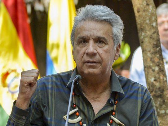 Moreno, el camaleón político que desata la ira indígena