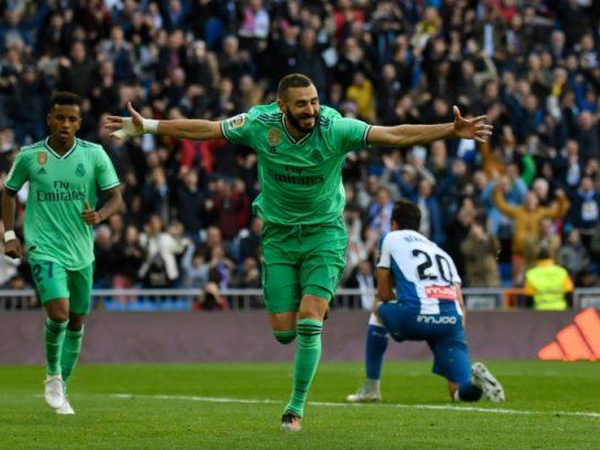 """Benzema """"nos ayuda mucho en ataque"""", dice Griezmann"""