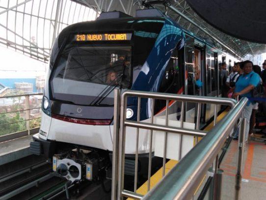El Metro de Panamá anuncia horarios del servicio por fiestas de carnaval