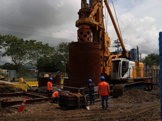 Proyecto ramal Línea 2 del Metro de Panamá presenta un 5% de avance