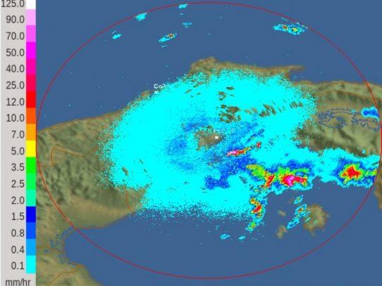 Panamá espera condiciones climáticas inestables debido a la onda tropical 43