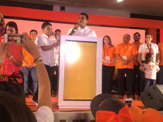 Lombana anuncia la conformación del partido político Otro Camino