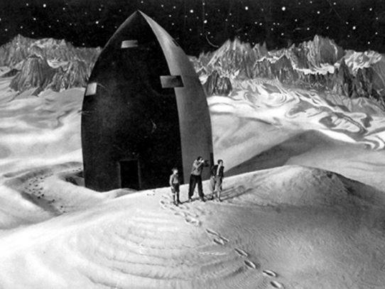 La ciencia ficción envió al hombre a la Luna