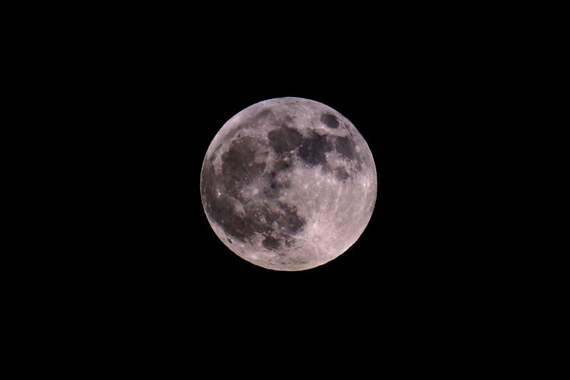 ¿Qué se siente estar por la Luna?