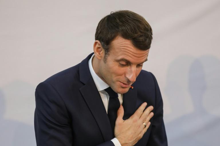 """Presidente francés dice que """"el colonialismo fue un error profundo"""""""