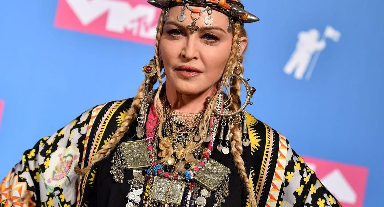 """Madonna se siente """"violada"""" por un perfil suyo en el New York Times"""