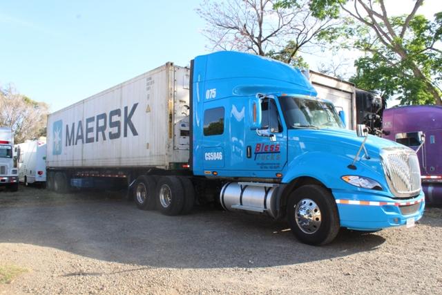 Aduanas retiene contenedor con mercancía no nacionalizada