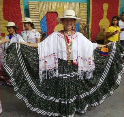Yanelis Navarro, elegida reina de la 48° versión del Festival Nacional del Manito Ocueño