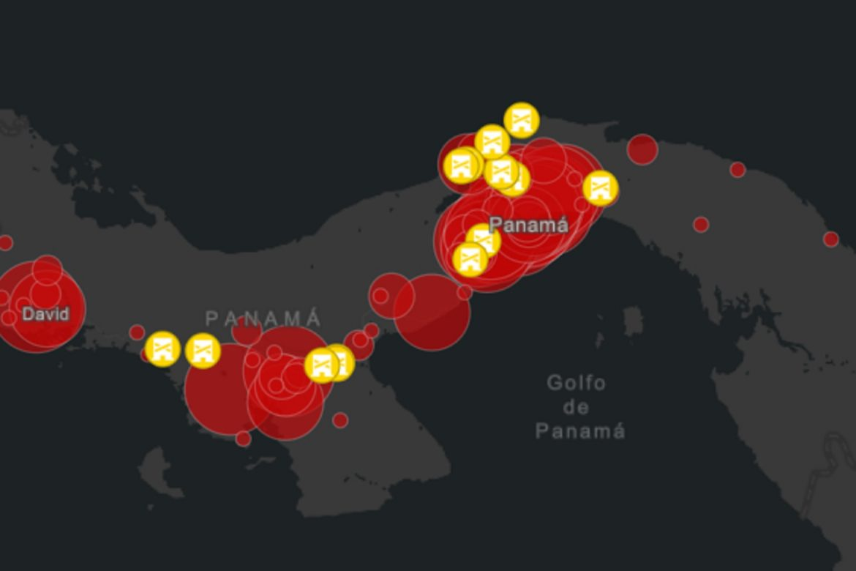 Aumentan a 24 las defunciones por coronavirus en Panamá